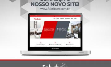 A Fabribam agora conta com um novo website!
