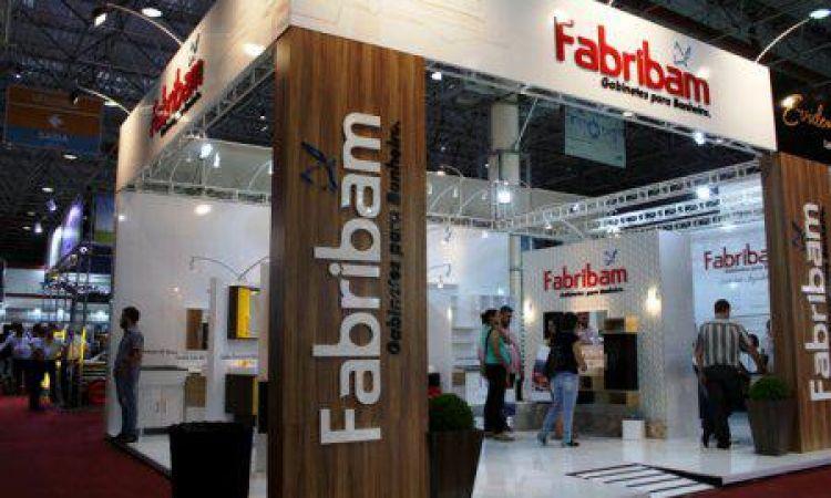 Fabribam apresenta nova coleção na Feicon Batimat