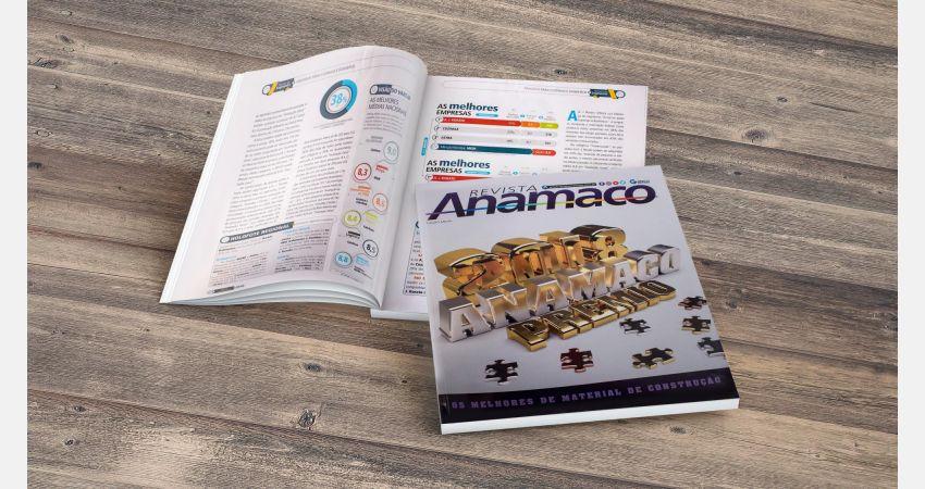 Fabribam se destaca no Prêmio Anamaco 2018