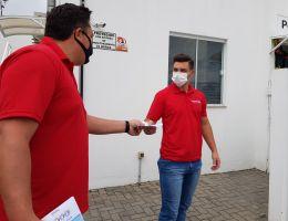 Juntos no combate ao Coronavírus