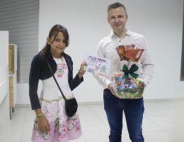 Filhos de funcionários participam do Concurso  desenhando o natal