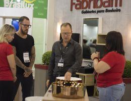 Fabribam apresentou novidades na Feicon Batimat 2018