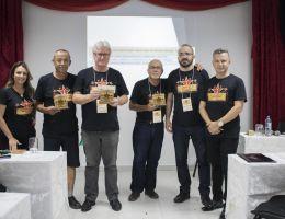 Fabribam reuniu representantes em convenção anual de vendas