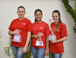 Mamães Fabribam receberam homenagem e prêmios no dia das mães