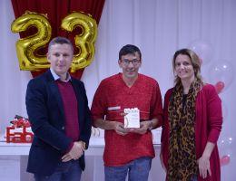 Fabribam comemorou os 23 anos de história com confraternização