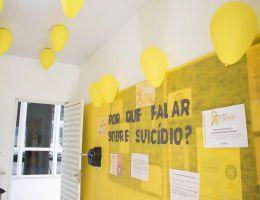 Setembro amarelo- Combate ao suicídio